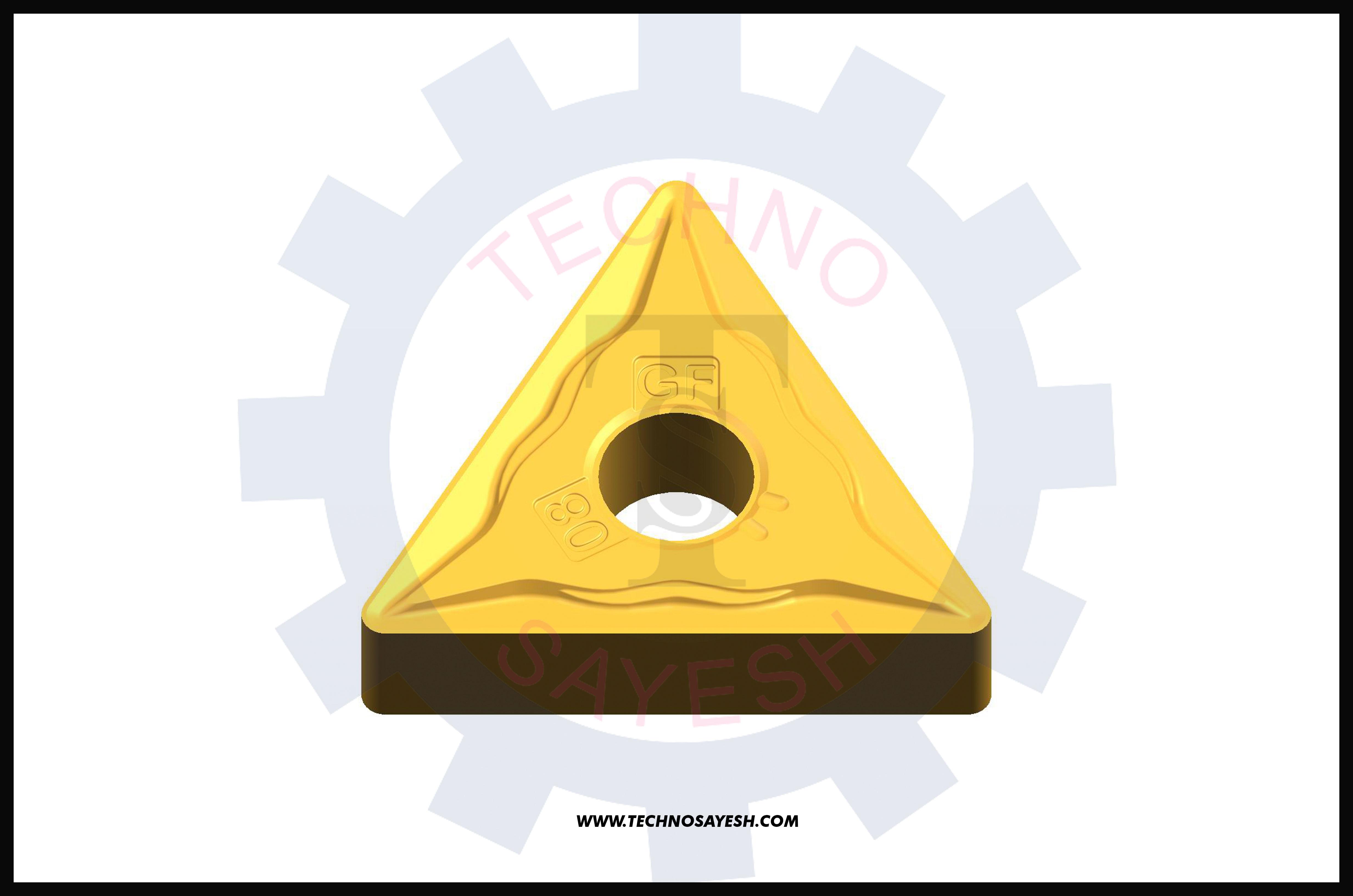 الماس TNMG